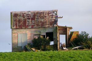 Росреестр пояснил как снять с кадастрового учета разрушенный дом