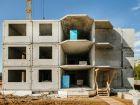 ЖК Инстеп. Звездный - ход строительства, фото 32, Июнь 2020