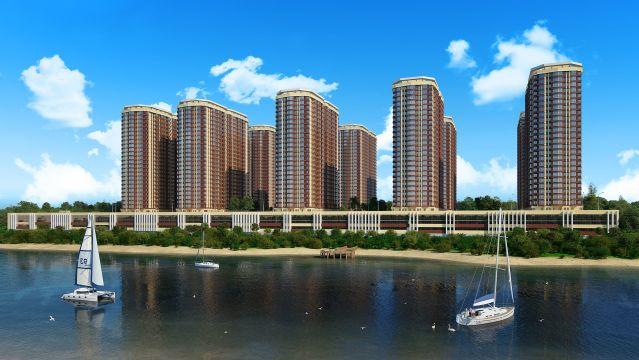 ЖК Город у реки - фото 1