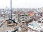 ЖК Азбука - ход строительства, фото 29, Март 2021