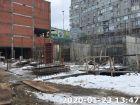 ЖК Волна - ход строительства, фото 21, Январь 2020