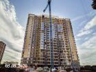 Ход строительства дома Литер 1 в ЖК Династия - фото 7, Август 2020