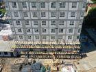 Ход строительства дома № 1 первый пусковой комплекс в ЖК Маяковский Парк - фото 22, Июнь 2021