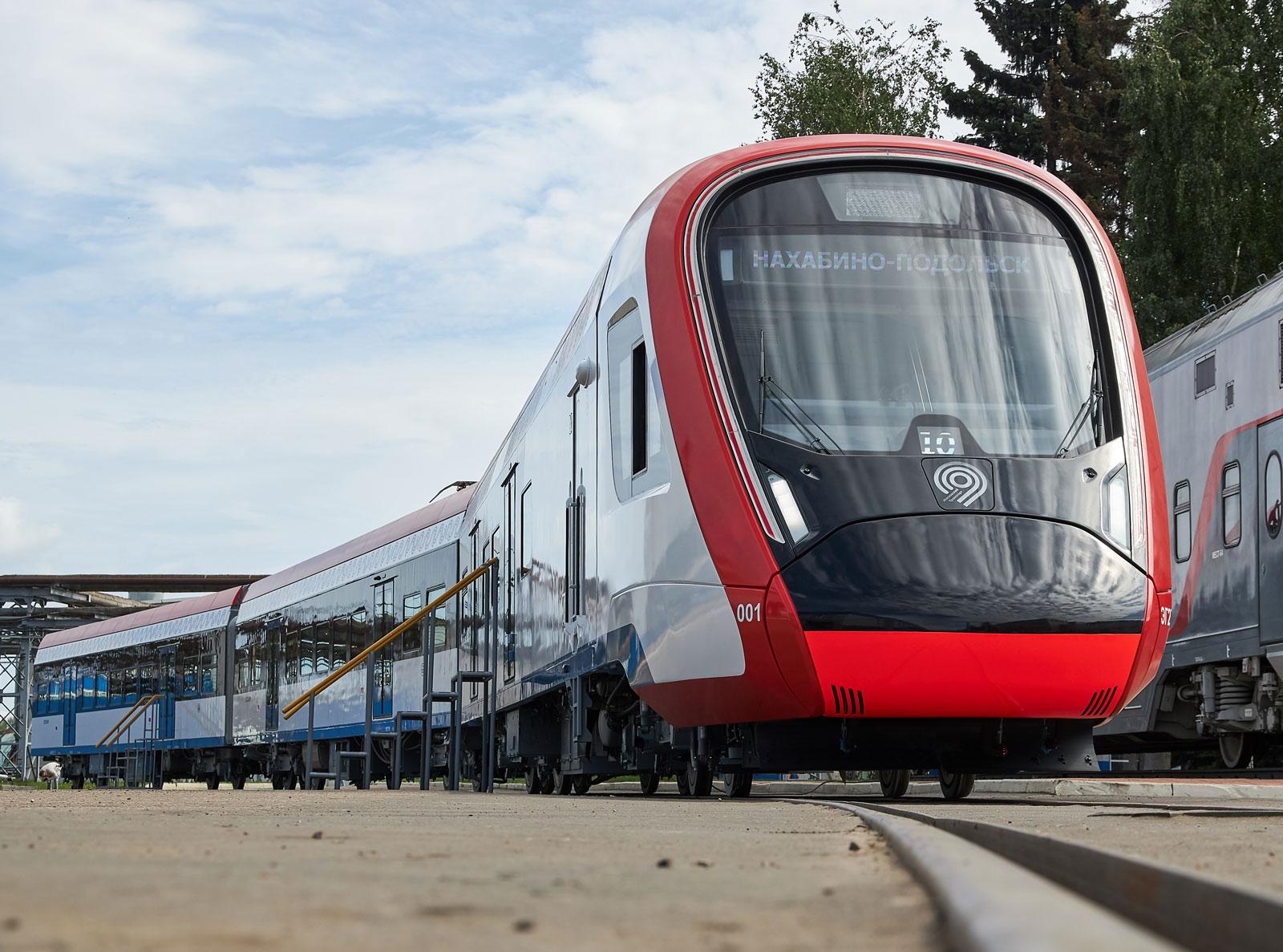 Московские центральные диаметры – запущено в работу