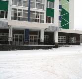 Ход строительства дома № 1 в ЖК Город чемпионов -
