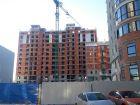 Ход строительства дома № 1 в ЖК Renaissance (Ренессанс) - фото 71, Февраль 2020