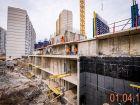 ЖК Zапад (Запад) - ход строительства, фото 54, Апрель 2019