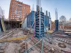 Каскад на Сусловой - ход строительства, фото 55, Ноябрь 2016