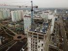 ЖК Левенцовский - ход строительства, фото 28, Январь 2020
