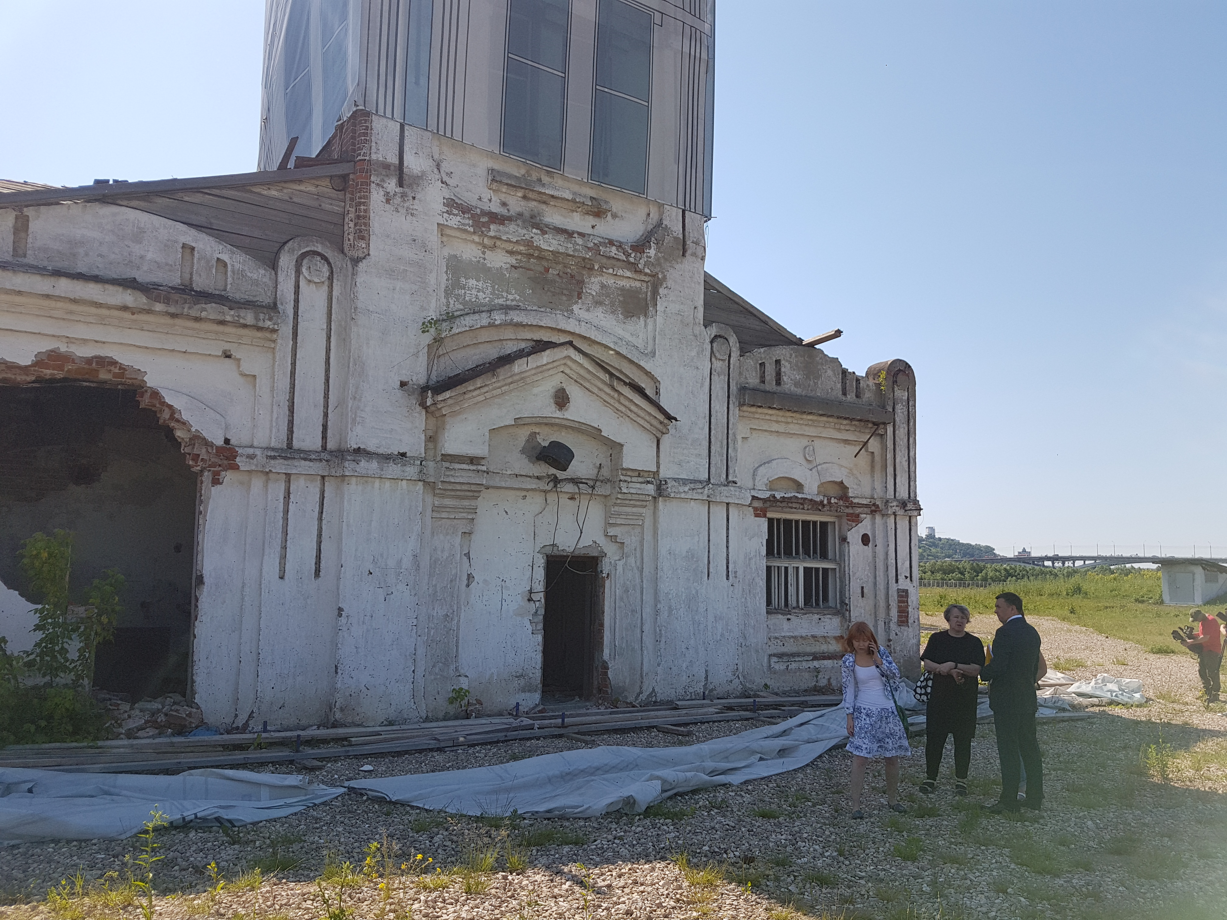 Постановление о сдаче объектов культурного наследия в аренду за один рубль подписал Глеб Никитин