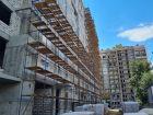 Ход строительства дома № 1 в ЖК Покровский - фото 9, Август 2021