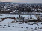 Ход строительства дома № 23 в ЖК Новая Кузнечиха - фото 6, Январь 2021