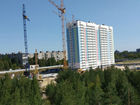 Ход строительства дома № 11 в ЖК Корабли - фото 8, Август 2018