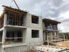 Ход строительства дома № 3 в ЖК Подкова на Родионова - фото 8, Август 2021