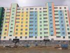 Ход строительства дома № 1 в ЖК Корабли - фото 3, Март 2017