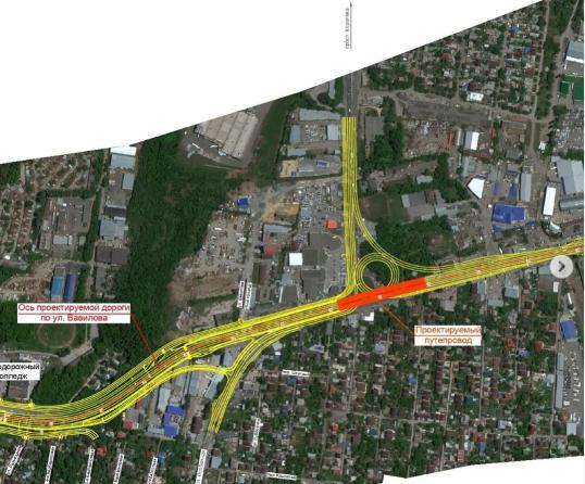 На выкуп земельных участков на ул. Вавилова в Ростове власти направят 1,3 млрд рублей - фото 1