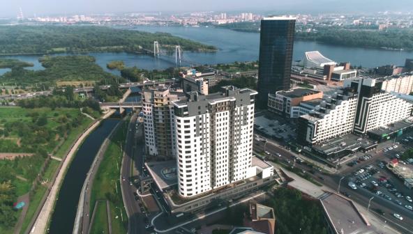 1310 сделок ДДУ зарегистрировано в Красноярском крае за месяц