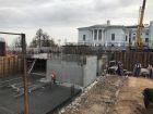 Ход строительства дома на Минина, 6 в ЖК Георгиевский - фото 41, Октябрь 2020