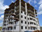 Ход строительства дома № 15 в ЖК Академический - фото 44, Июль 2019