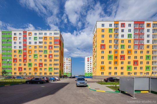 Дом № 48 в ЖК Бурнаковский - фото 1
