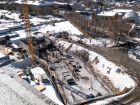 Ход строительства дома № 2 в ЖК Книги - фото 15, Март 2021
