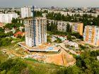 ЖК Азбука - ход строительства, фото 2, Август 2021