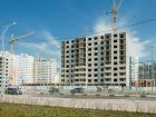 ЖК Инстеп.Победа - ход строительства, фото 2, Июнь 2020