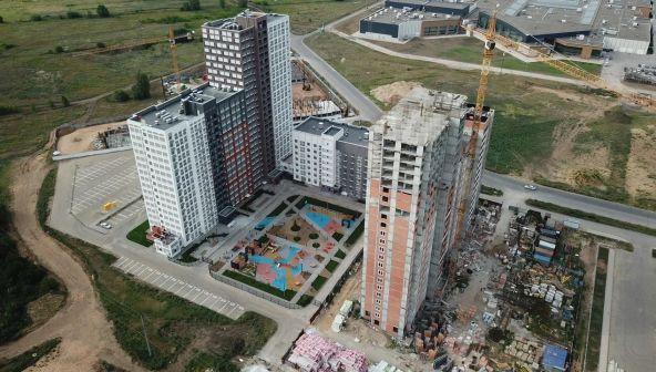 Июнь 2021 года стал рекордным для Воронежской области по количеству сделок ДДУ