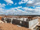 Ход строительства дома № 21 в ЖК КМ Анкудиновский парк - фото 9, Май 2021