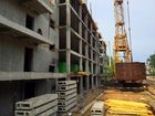 Жилой дом Каскад на Даргомыжского - ход строительства, фото 35, Июнь 2016