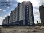 Ход строительства дома № 19 в ЖК Торпедо - фото 3, Июль 2020