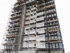 Ход строительства дома Литер 1 в ЖК Первый - фото 40, Февраль 2019