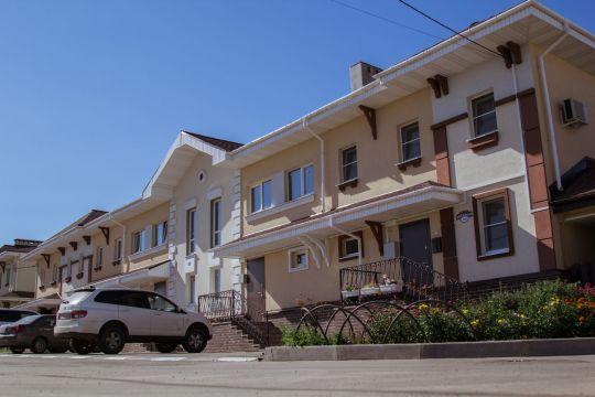 Дом № 41 по ул. Восточная (138 м2) в Загородный посёлок Фроловский - фото 1