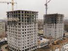 Ход строительства дома № 1 второй пусковой комплекс в ЖК Маяковский Парк - фото 39, Апрель 2021