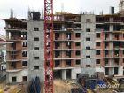 Ход строительства дома на Минина, 6 в ЖК Георгиевский - фото 8, Май 2021