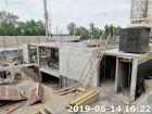ЖК Волна - ход строительства, фото 51, Июнь 2019