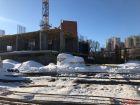 Ход строительства дома № 1 в ЖК Дом на Набережной - фото 7, Март 2021
