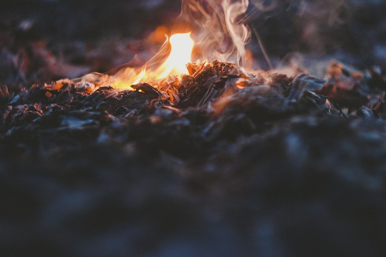 Жильцов воронежской пятиэтажки эвакуировали из-за пожара - фото 1