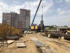 Ход строительства дома № 2 в ЖК Облака - фото 4, Сентябрь 2020