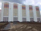 Ход строительства дома Литер 7, Участок 120 в ЖК Суворовский - фото 2, Июнь 2020