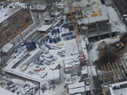 Ход строительства дома № 6 в ЖК Дом с террасами - фото 44, Декабрь 2019