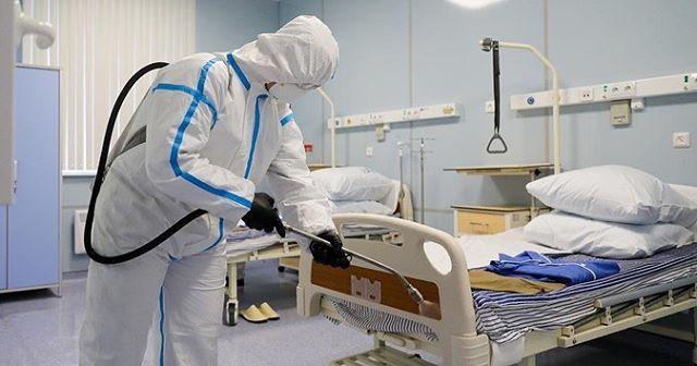 Новый инфекционный госпиталь построен в Нижнем Новгороде