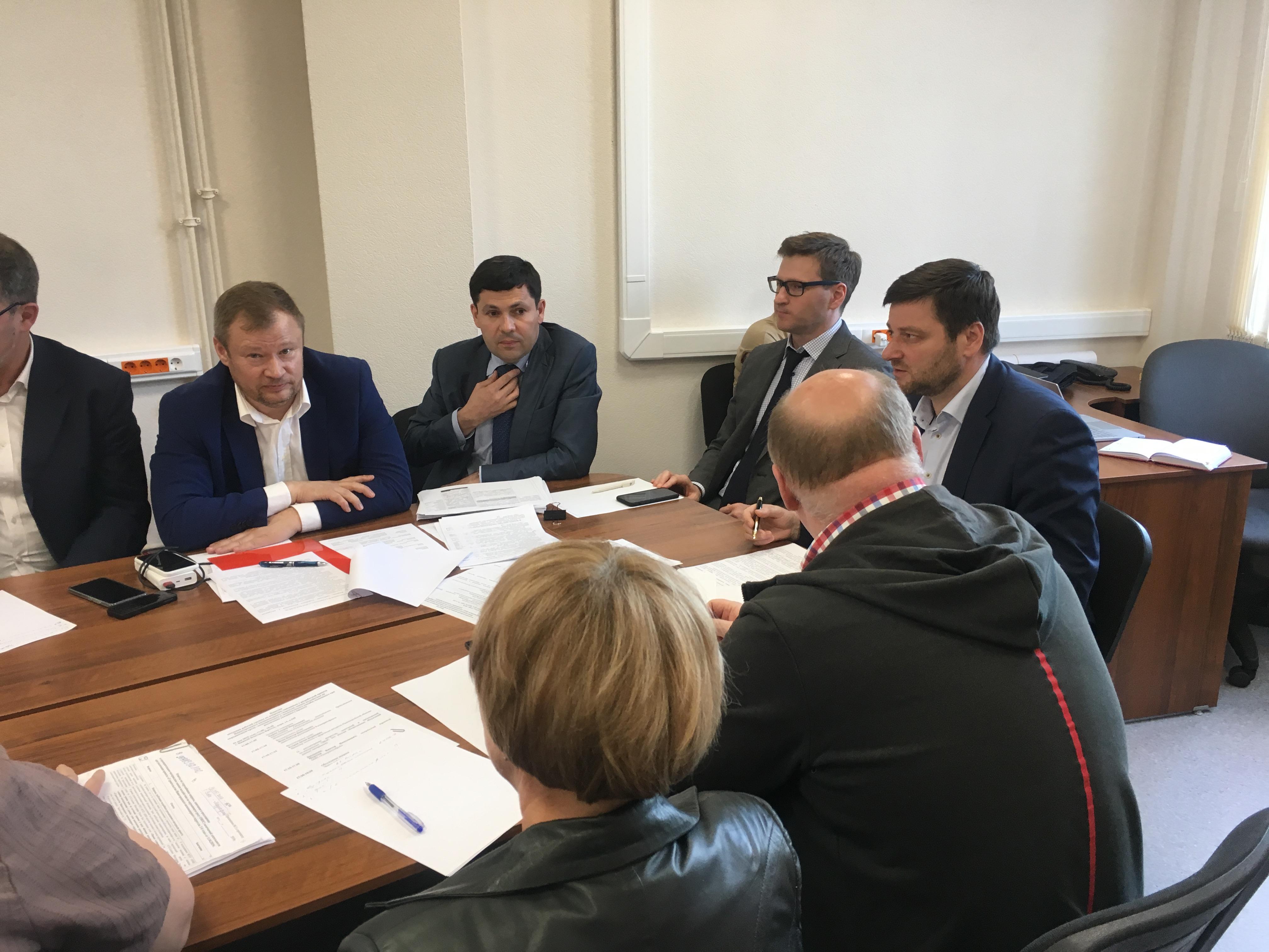 Альтернативные строительству низконапорного гидроузла проекты обсудили в Нижнем Новгороде